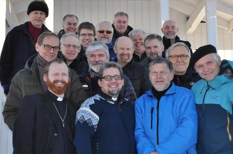 Nettverk for evangelisk-luthersk kirkesamarbeid