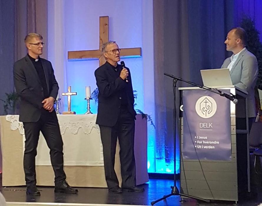 Besök i Det Evangelisk-lutherske kirkesamfunn, DELK