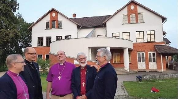 Biskop Bengt har ordet