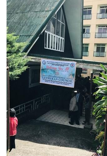 Teologisk konferens i Baguio City