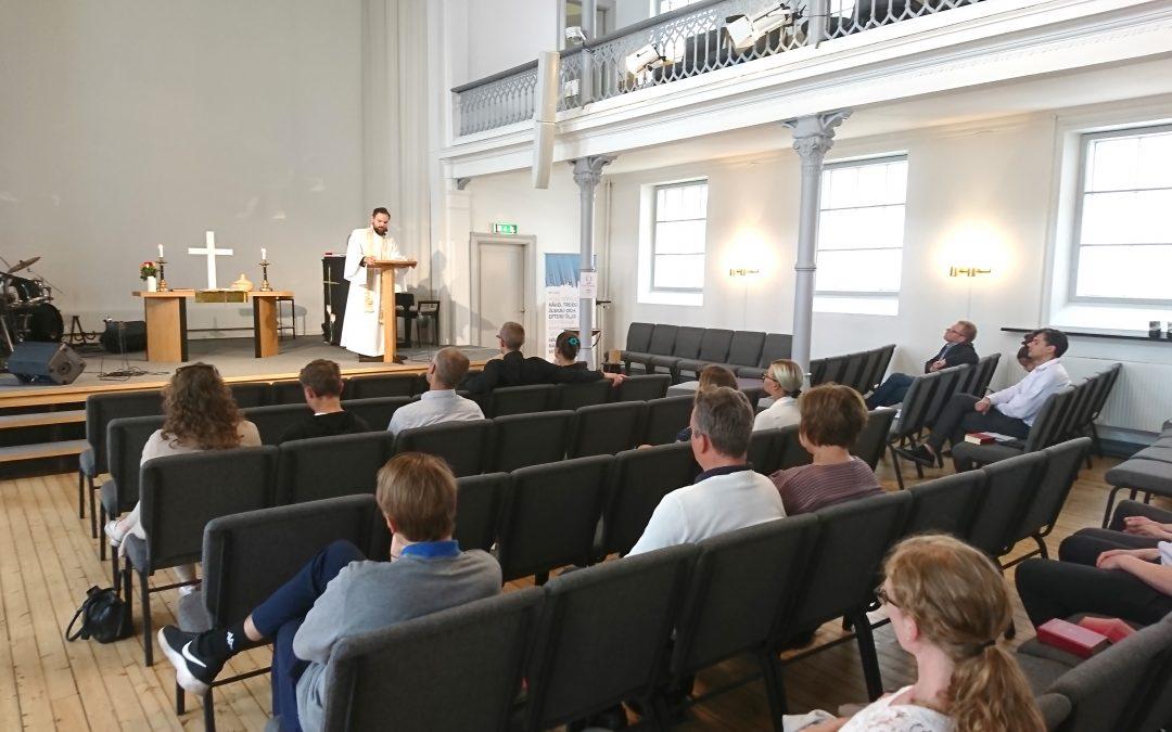 Sankt Matteus församling