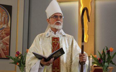 Biskop Bengt har ordet – april 2021