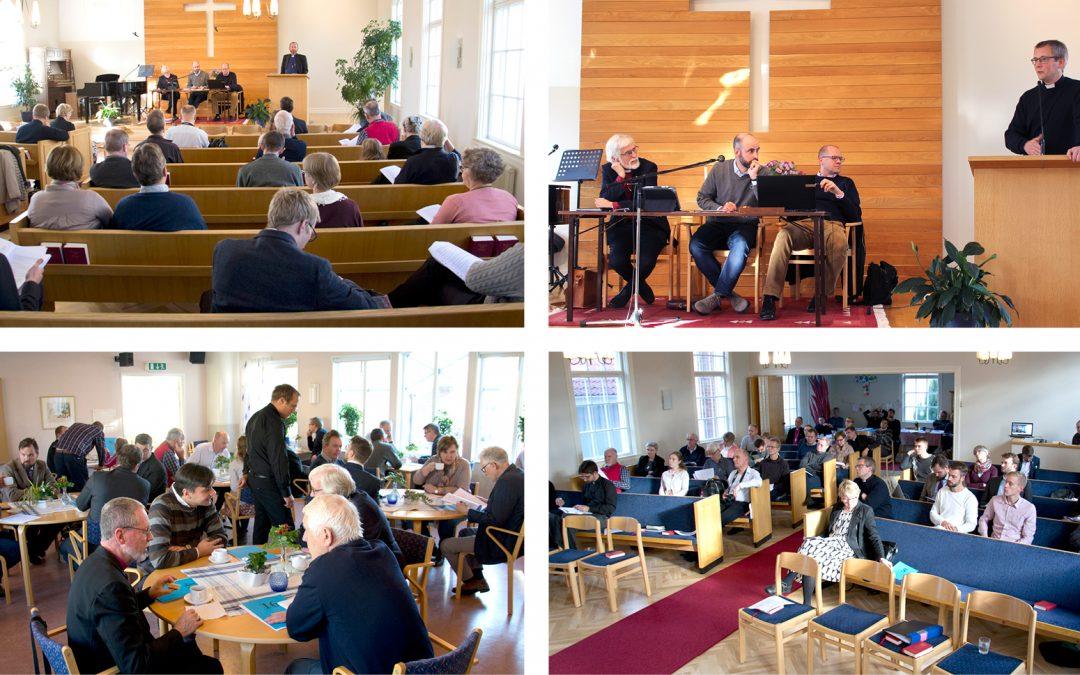 Samlade till Provinskonvent – i Jesu namn