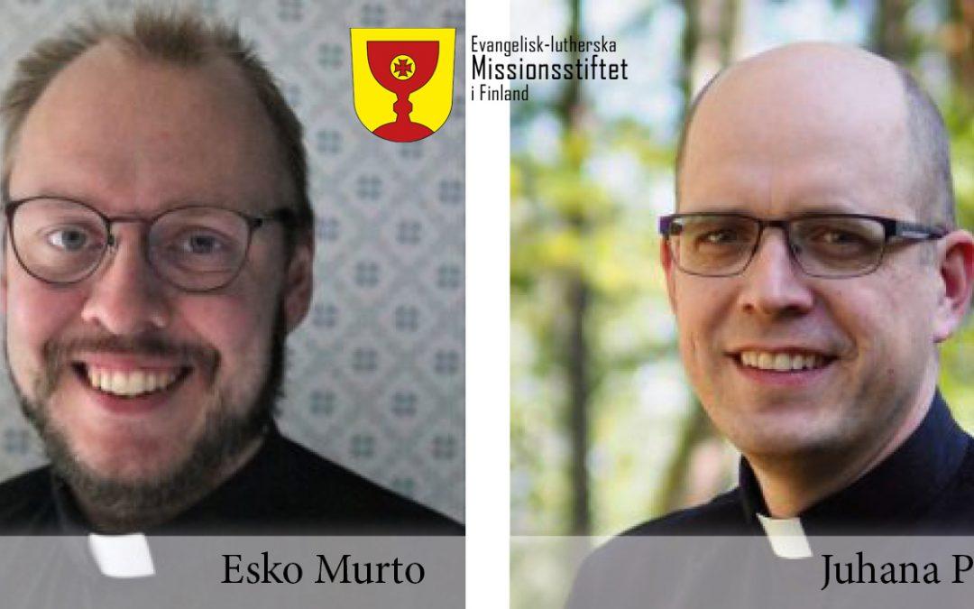 Biskopsval i Finland