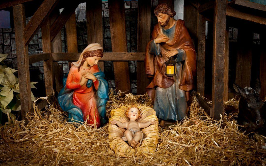 Små påminnelser om julens glädjebudskap i en tid av svårigheter