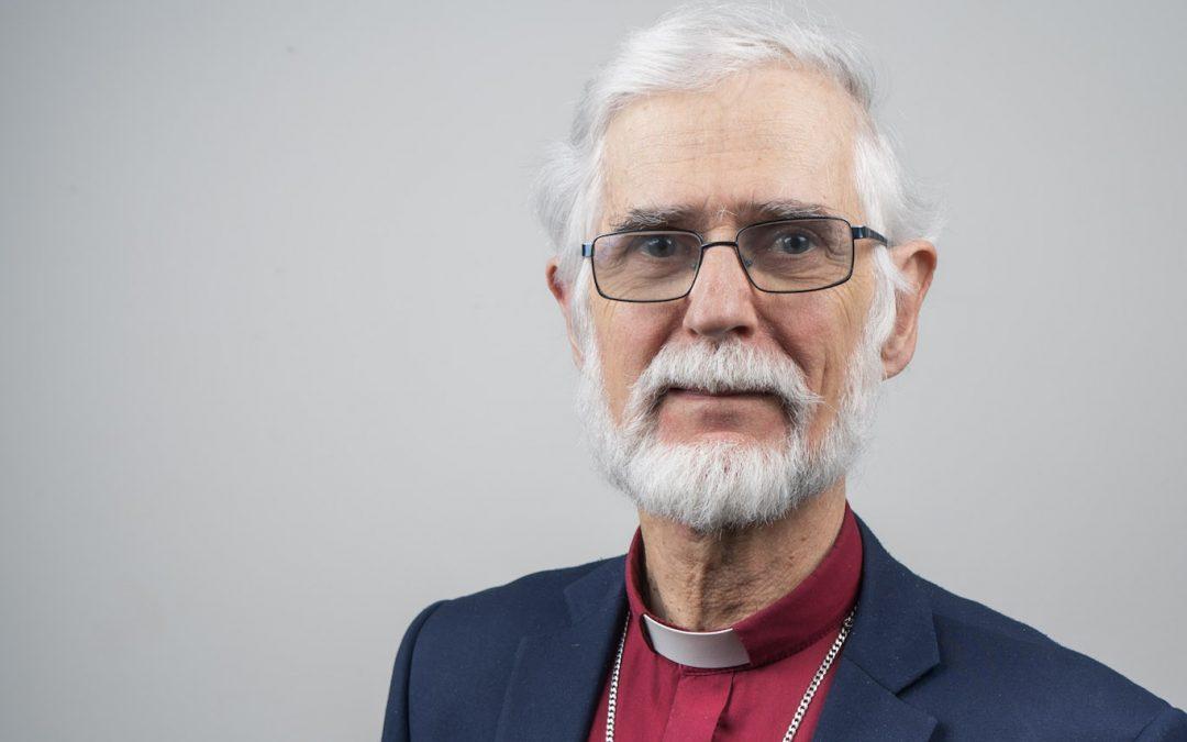 Biskop Bengt har ordet – Juni 2021
