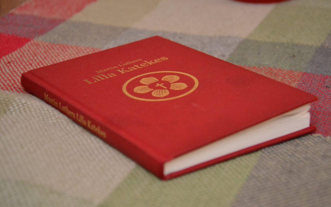 Ny katekesutgåva från Kyrkliga förbundets bokförlag