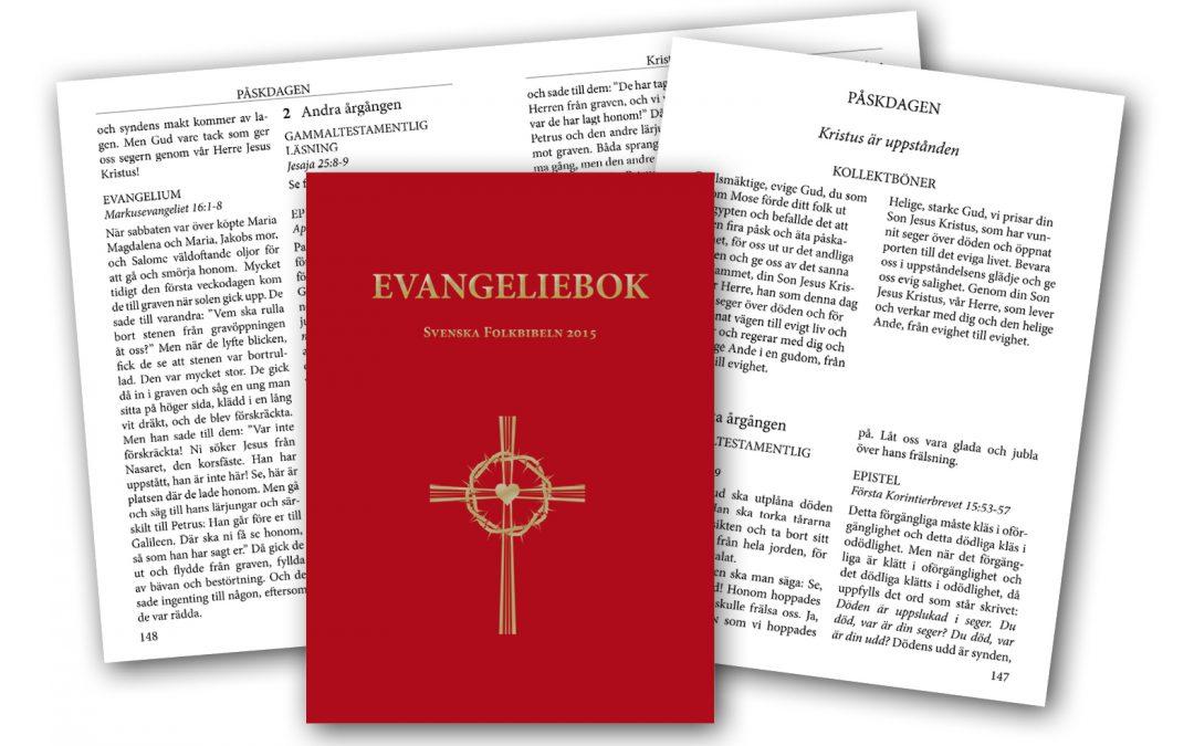 """""""Ny"""" evangeliebok på gång"""