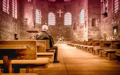 Begäran om ändrade restriktioner för gudstjänst