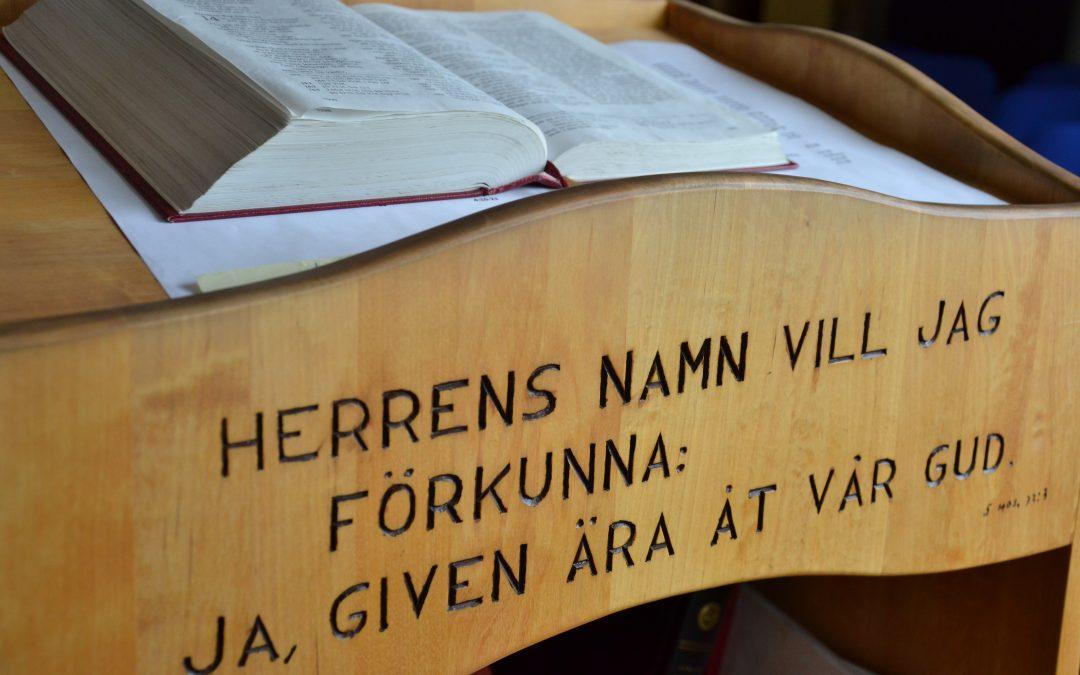 Prästutbildning i förändring
