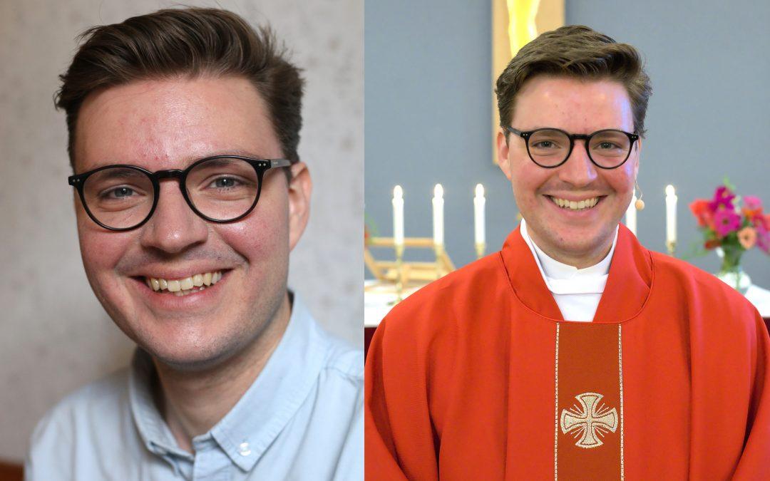 Prästvigning den 2 oktober 2021